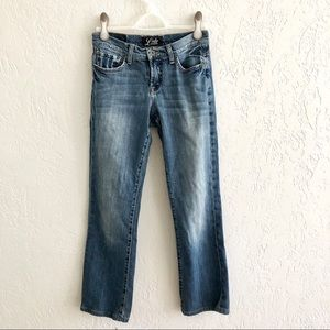 Lucky Brand New Easy Rider Jean Medium Blue 27